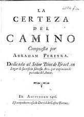 La Certeza del Camino  etc PDF