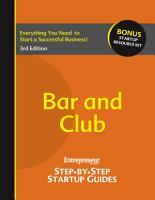 Bar and Club PDF