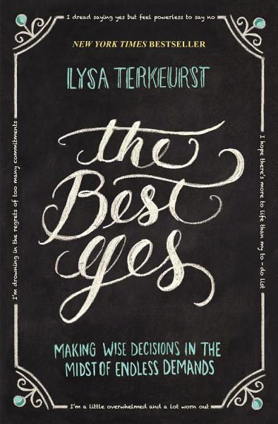 Download The Best Yes Book