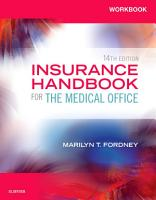 Workbook for Insurance Handbook for the Medical Office   E Book PDF
