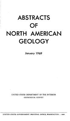 Abstracts of North American Geology PDF