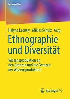 Ethnographie und Diversit  t PDF