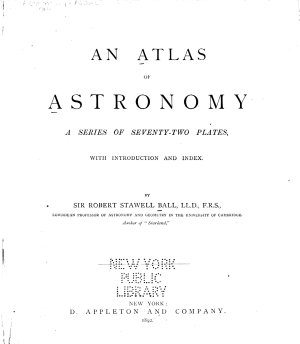 An Atlas of Astronomy PDF