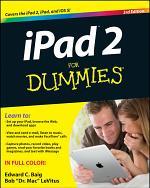 iPad 2 For Dummies