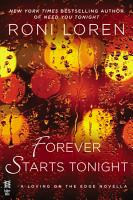 Forever Starts Tonight PDF