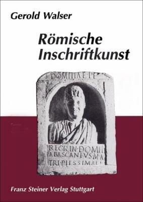 R  mische Inschriftkunst PDF