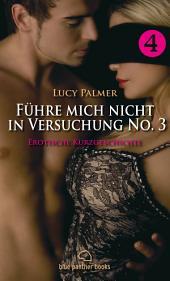 Führe mich nicht in Versuchung No. 3 | Erotische Kurzgeschichte: Sex, Leidenschaft, Erotik und Lust