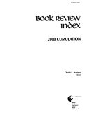 Book Review Index PDF