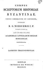 Laonici Chalcocondylae Atheniensis Historiarum libri decem: Volume 48