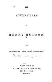 The Adventures of Henry Hudson: Volume 11