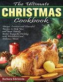 The Ultimate Christmas Cookbook PDF