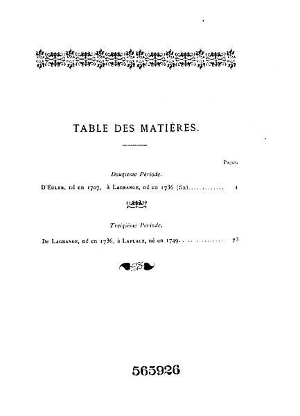 Download Histoire Des Sciences Math  matiques Et Physiques Book