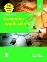 ICSE Computer Application TB 10 R1 PDF