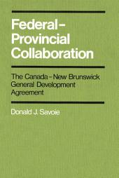 Federal-Provincial Collaboration