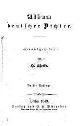 Album deutscher dichter ...
