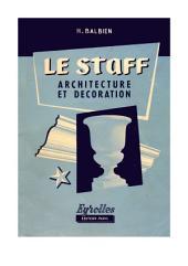 LE STAFF architecture et décoration.