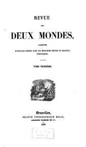 Revue des deux mondes: Volume3
