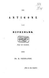 De Antigone van Sophokles
