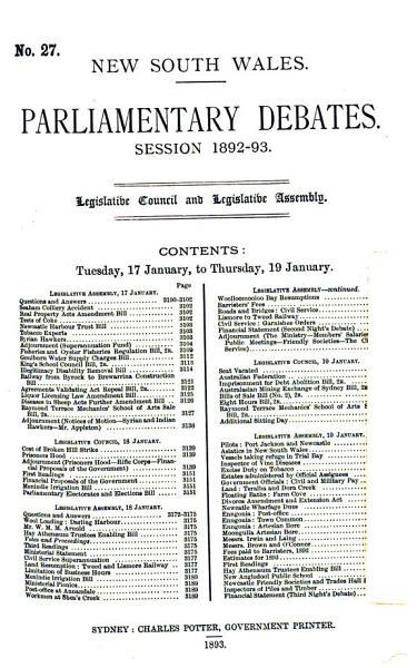Download Parliamentary Debates Book