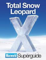 Total Snow Leopard  Macworld Superguides  PDF