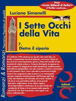 I Sette Occhi Della Vita 07  Dietro Il Sipario PDF