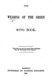 The Wearing of the Green Song Book
