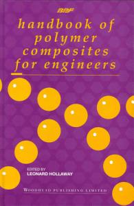 Handbook of Polymer Composites for Engineers PDF