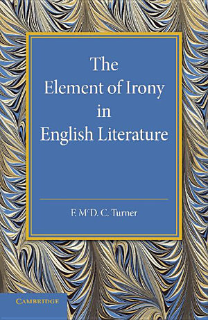 The Element of Irony in English Literature