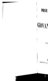Poesie siciliane: Volumi 3-4