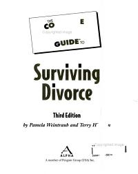 The Complete Idiot s Guide to Surviving Divorce