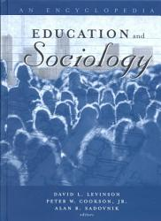 Education and Sociology PDF