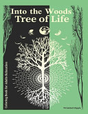Coloring Book For Adults Relaxation Into The Woods Tree of Life