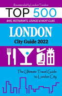 London City Guide 2022