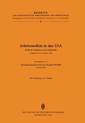 Arbeitsmedizin in den USA PDF