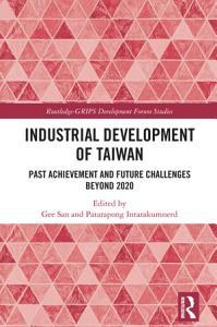 Industrial Development of Taiwan PDF