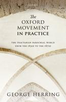 The Oxford Movement in Practice PDF