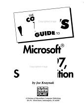 The Complete Idiot s Guide to Microsoft Office 97 PDF