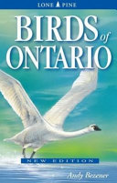 Download Birds of Ontario Book