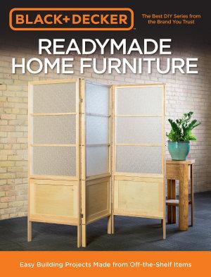 Black   Decker Readymade Home Furniture PDF