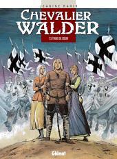 Chevalier Walder Tome 5: Trois de cœur