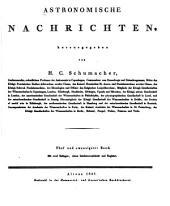 Astronomische Nachrichten: Volumes 25-27