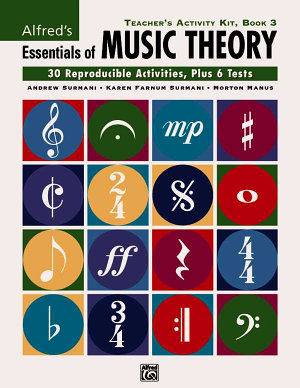 Alfred s Essentials of Music Theory Teacher s Activity Kit