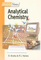 BIOS Instant Notes in Analytical Chemistry PDF