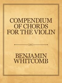Compendium Of Chords For The Violin