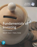 Fundamentals of Investing  Global Edition PDF