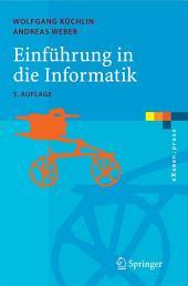Einführung in die Informatik: Objektorientiert mit Java, Ausgabe 3
