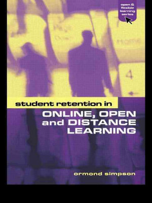 Student Retention in Online  Open  and Distance Learning PDF