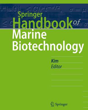 Springer Handbook of Marine Biotechnology PDF
