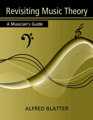 Revisiting Music Theory PDF