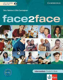 Face2face Intermediate Student's Book with Audio CD/CD-ROM Klett Edition
